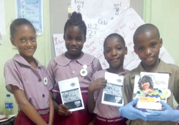 Budding Scientists Visit UWI