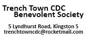 Trench Town CDC Benevolent Society